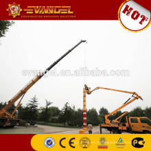 Grue de camion de 20 tonnes Vente chaude Liugong mini camion grue de Chine