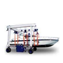 10ton Best Price Electric Double Girder Yacht Lifting Crane