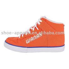 los últimos zapatos naranjas de Mary Jane Nane