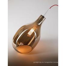 Lámpara de escritorio de cristal casero contemporánea de la decoración (MT10550-1-230B)