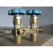 Válvula de cilindro de gás de Argônio de latão