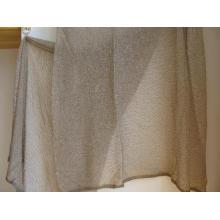 100% Cashmere reversível C Knit Net Warp Xl Tamanho