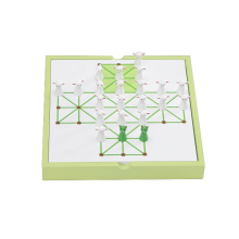 Wooden Educational Game Chess Game (CB2539)