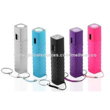 Power Bank With LED Light
