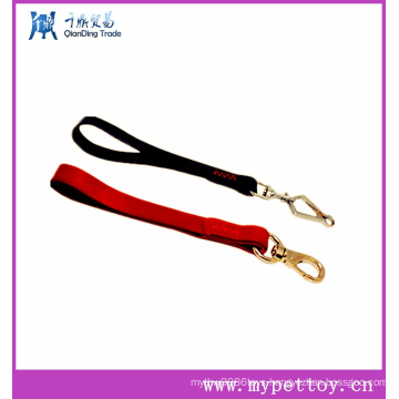 Natural Leather Dog Leash&Lead