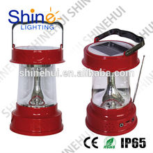 High quality ultra bright led lantern camping solar led lantern for home