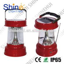 Lanterna led de alta qualidade ultra brilhante levou lanterna solar levou para casa
