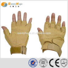 SUNNY HOPE fingerless gloves with Spandex for Mechanic gloves