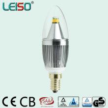 Алюминиевый корпус 330 градусов 5W E14 Светодиодное освещение (LeisoA)