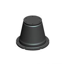 Deers super cone rubber fender scn 1800 large diameter cone with high quality