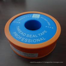Fabriqué en Chine Bande de teflon en plastique utile pour tuyaux d'eau à gaz