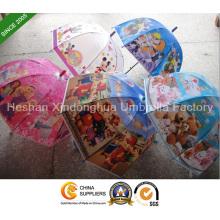 PoE Kid Regenschirm EVA Kinder Regenschirm mit Cartoon (KID - 0019P)