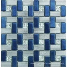 300X317.5mm Glass Mosaic Tile in Foshan (AJ2A1607)