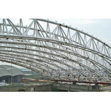 Wind Resistance Roof Truss Long Life Time School Building