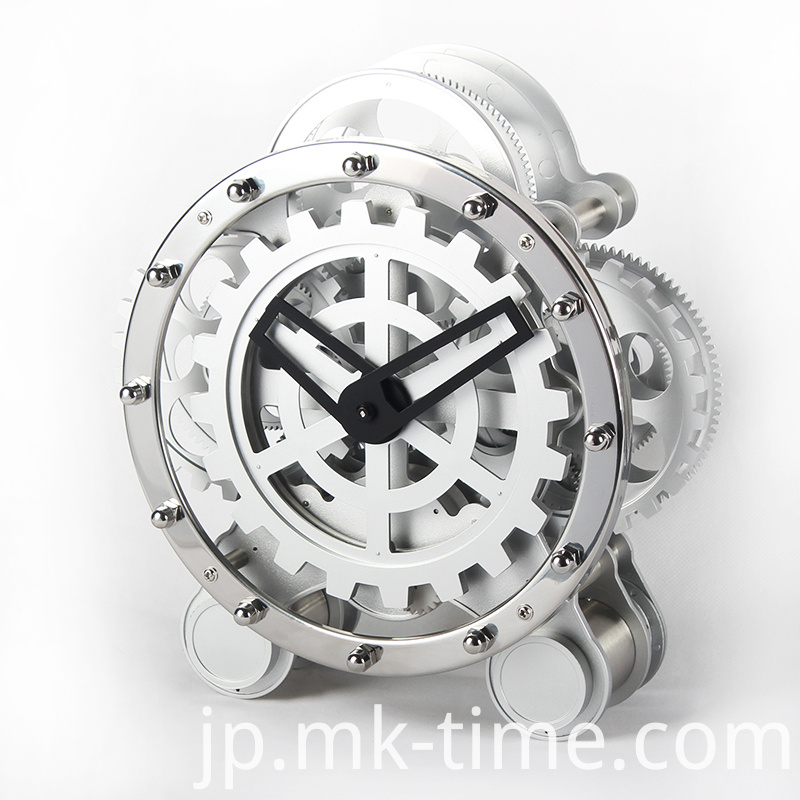 Table Clock Desides