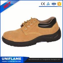 Zapatos de trabajo de mujer, zapatos de seguridad Ufa109