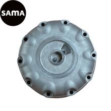 Carcaça de gravidade de alumínio, carcaça de areia de alumínio para peças de automóvel