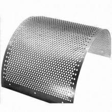 Rundes Loch Dekoratives Metall Perforiertes Blatt