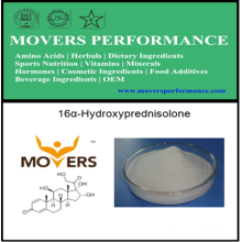 High Quality 16α -Hydroxyprednisolone with CAS No: 13951-70-7