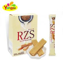 Best Choice Healthy Halal Soy Milk Flavors Wafer Biscuits