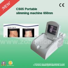 CS05 Cavitation + Vacuum + RF + Beleza del laser del diodo que adelgaza y equipo del cuidado de la piel