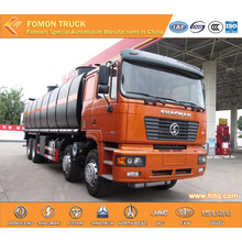 Shacman M3000 8x4 Chemical Liquid Tank Truck Capacity 30CBM