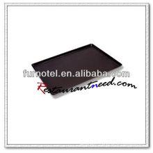 V015 Pan feuille en alliage d'aluminium antiadhésif