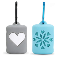 Silicone Pouch Soft Case Portable Sports Towel