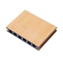 Wood floor outdoor swimming pool waterproof and anti-corrosion garden engineering wood-plastic floor