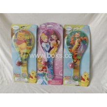 Plastic Paddle Ball Toys