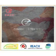 210t Poly Taffeta with Striping Style Printing (ZCGP068)
