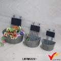 Квадратные винтажные ретро оцинкованные листовые металлы