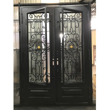 New Design Clear Price Iron Gate Steel Door