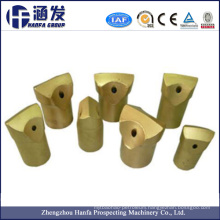 Tapered Chisel Rock Drill Bit