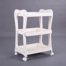 Carrinho de esteticista para móveis para salão de beleza