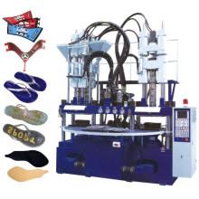 Machines de chaussure pour faire la sangle de pantoufle de PVC / supérieure