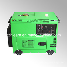 4kw Diesel Generator Set with 9HP Engine (DG5500SE)