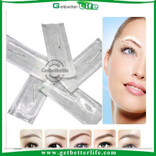 2015 getbetterlife Wholesale manual tattoo needle/eyebrow embroidery needle/eyebrow needle 14
