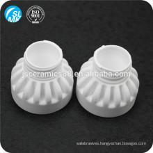 E27 wear resisting alumina ceramic lamp holder lamp base 95 al2o3