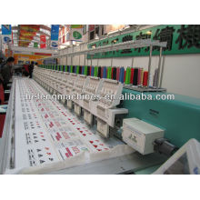 20 heads high speed embroidery machine