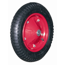 High Quality Pneumatic Rubber Wheel