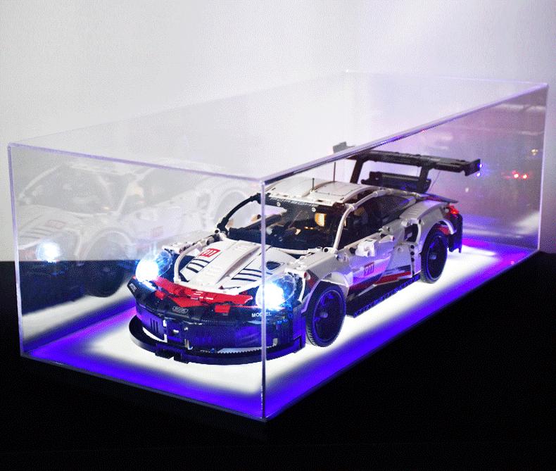 Porsche model storage box
