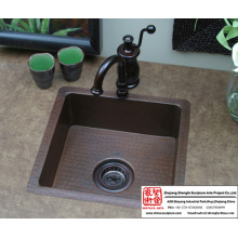 Bronze Hall Washstand
