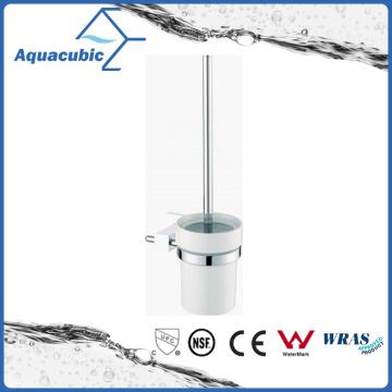 Modern Chromed Toilet Brush Holder (AA6817)