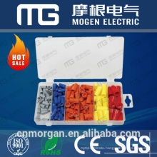 Electrical Spade Terminal connector kits assortment with a mixed of terminals