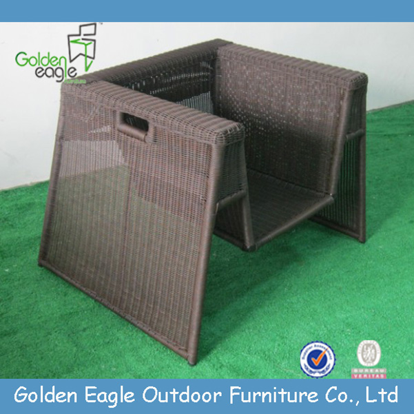 Garden Aluminum Furniture Rattan