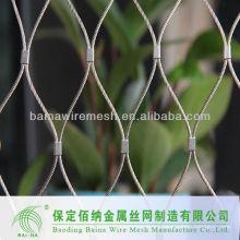 Tecnología avanzada de alambre de acero inoxidable malla de alambre fabricante