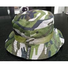 Invierno Camo al aire libre Moda Bucket Cap (ACEW065)