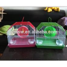 Cages de hamster de client / cage en plastique de hamster