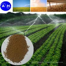 Compuesto de aminoácidos fertilizante granulado